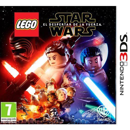 3DS LEGO STAR WARS : EL DESPERTAR DE LA FUERZA