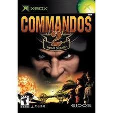 COMMANDOS 2 XBOX