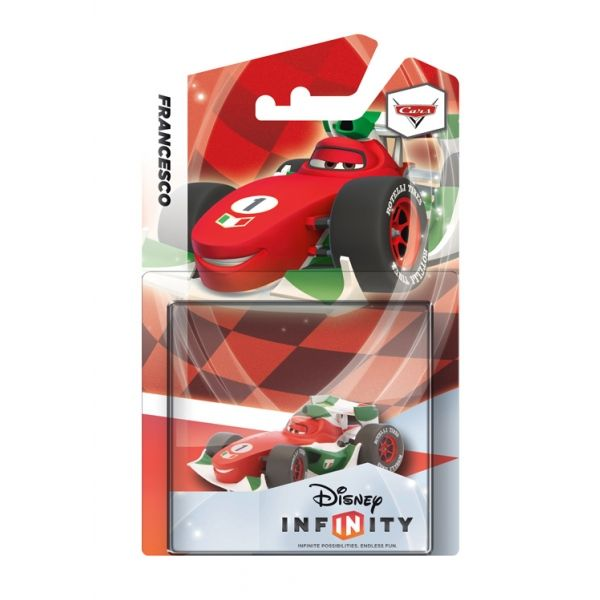 FIGURA DISNEY INFINITY: FRANCESCO (CARS)