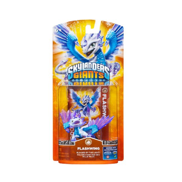 FIGURA SKYLANDER GIANTS - FLASH WING