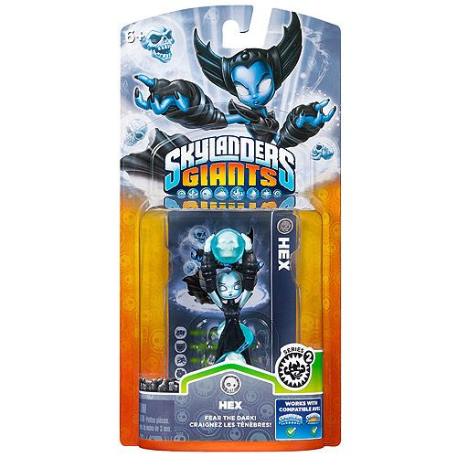 FIGURA SKYLANDER GIANTS - HEX
