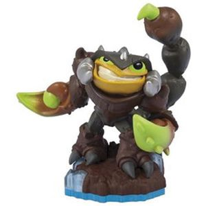 FIGURA SKYLANDER SWAP FORCE - SCORP