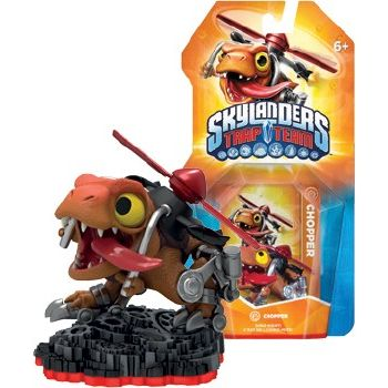 FIGURA SKYLANDER TRAP TEAM - CHOPPER
