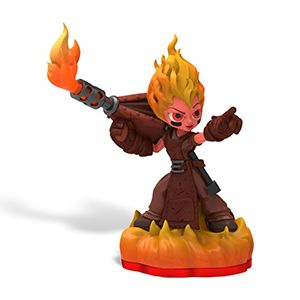FIGURA SKYLANDER TRAP TEAM - TORCH