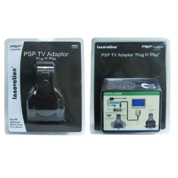 INNOVATION PSP TV ADAPTOR PLUG'N'PLAY