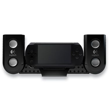 LOGITECH ALTAVOCES PARA PSP PLAY GEARS SPEAKER