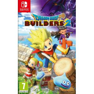 N.SWITCH DRAGON QUEST BUILDERS 2