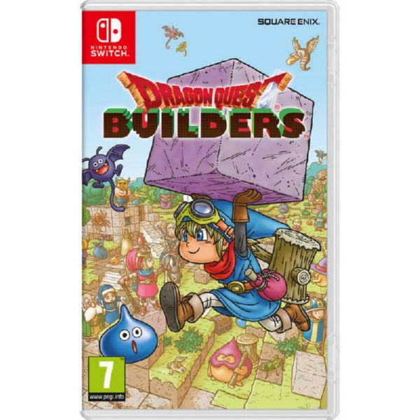 N.SWITCH DRAGON QUEST BUILDERS