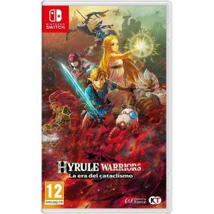 N.SWITCH HYRULE WARRIORS : ERA DEL CATACLISMO