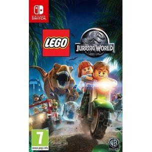 N.SWITCH LEGO JURASSIC WORLD