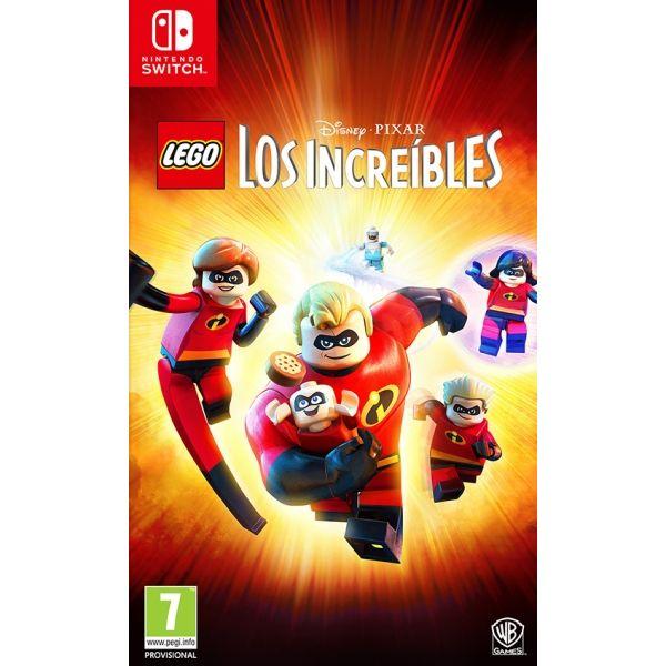 N.SWITCH LEGO LOS INCREIBLES