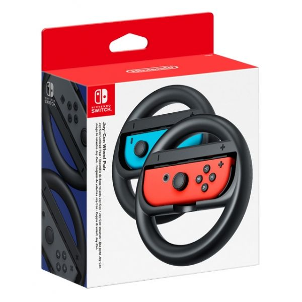 N.SWITCH SET VOLANTES JOYCON