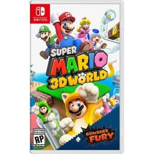 N.SWITCH SUPER MARIO 3D WORLD + BOWSER'S FURY