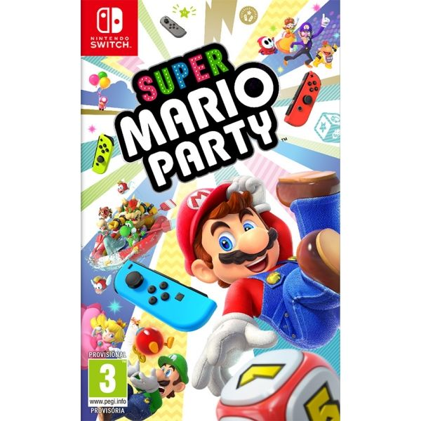 N.SWITCH SUPER MARIO PARTY