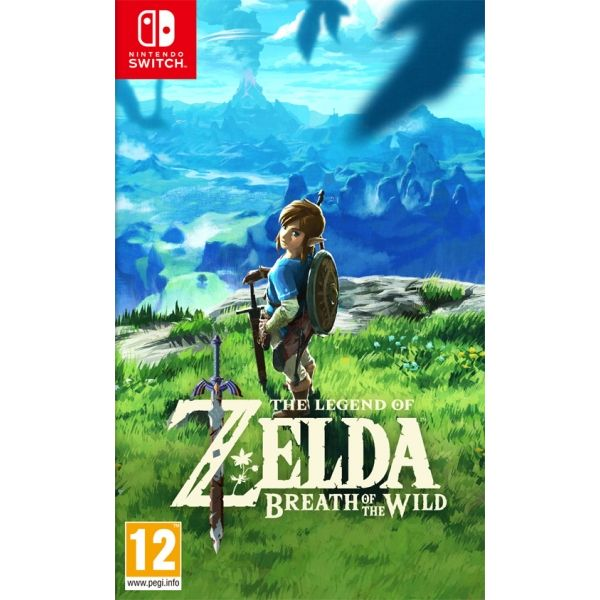 N.SWITCH THE LEGEND OF ZELDA : BREATH OF THE WILD