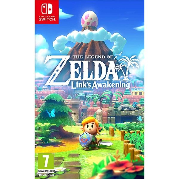 N.SWITCH THE LEGEND OF ZELDA : LINK'S AWAKENING REMAKE