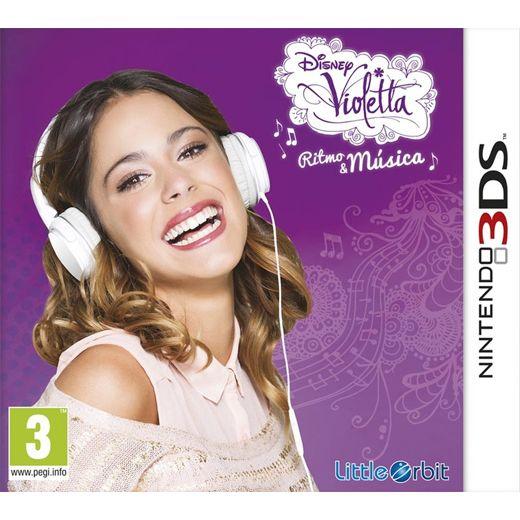 N3DS VIOLETTA  RITMO & MUSICA