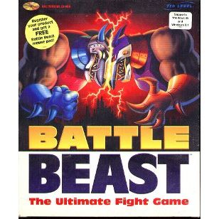 PC BATTLE BEAST: THE ULTIMATE FIGHT GAME
