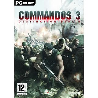 PC COMMANDOS 3: DESTINATION BERLIN