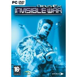 PC DEUS EX INVISIBLE WARS