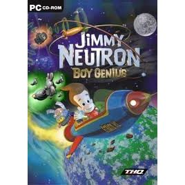 PC JIMMY NEUTRON BOY GENNIUS