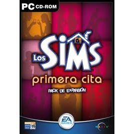 PC LOS SIMS: PRIMERA CITA (EXPANSIÓN)