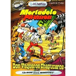 PC MORTADELO Y FILEMÓN DOS VAQUEROS CHAPUCEROS