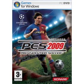 PC PRO EVOLUTION SOCCER 2009