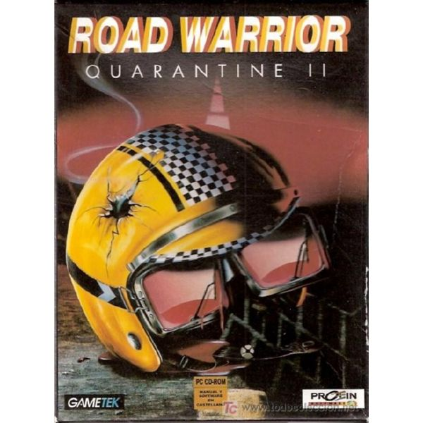 PC ROAD WARRIOR QUARANTINE 2