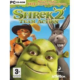 PC SHREK 2 TEAM ACTION