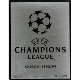 PC UEFA CHAMPIONS LEAGUE TEMPORADA 1998/99