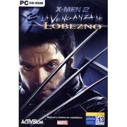 PC XMEN 2: LA VENGANZA DE LOBEZNO
