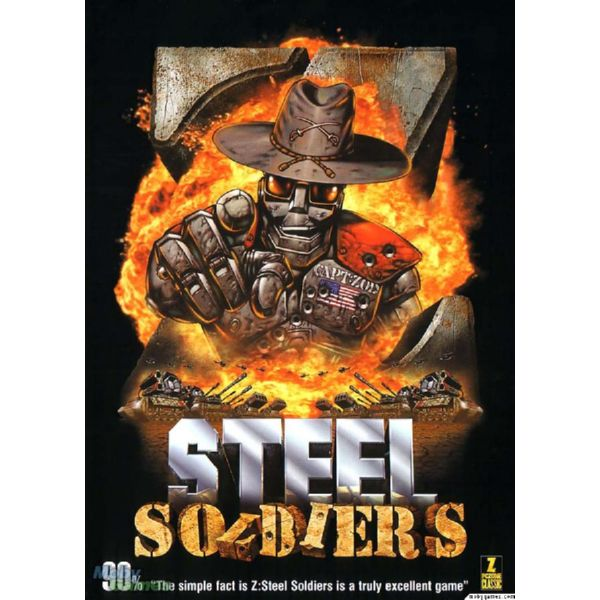 PC Z STEEL SOLDIERS