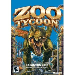 PC ZOO TYCOON: DINOSAUR DIGS