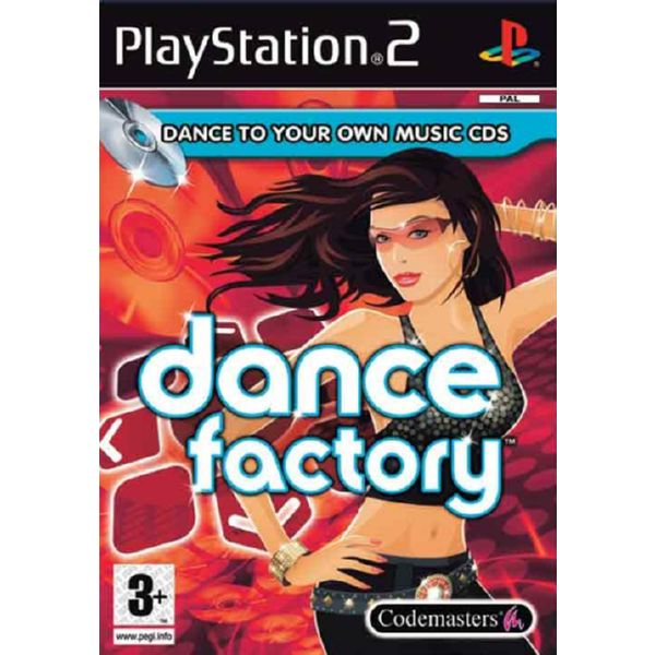 PS2 DANCE FACTORY