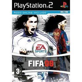 PS2 FIFA 08