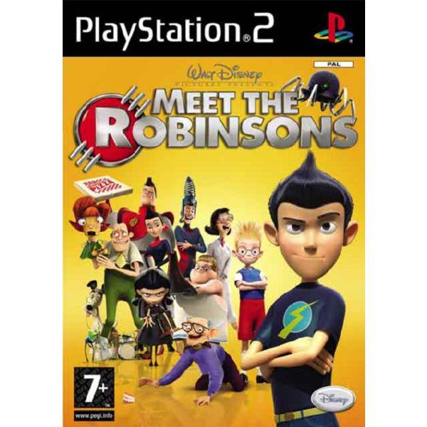 PS2 LOS ROBINSON