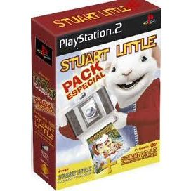 PS2 PACK STUART LITTLE 3 + DVD