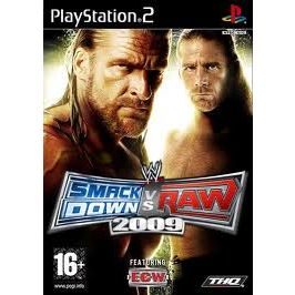 PS2 SMACKDOWN 09