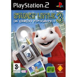 PS2 Stuart Little 3: Un enredo fotografico