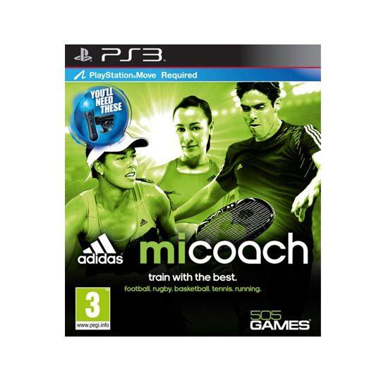 PS3 Mi Coach