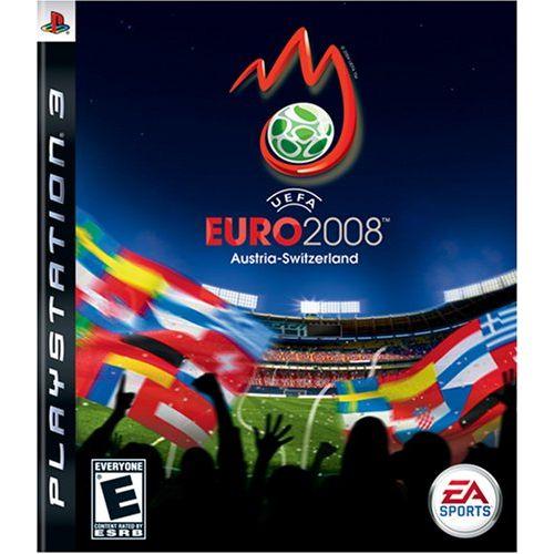 PS3 UEFA 2008