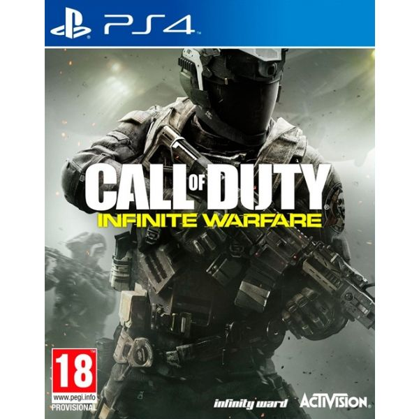 PS4 CALL OF DUTY : INFINITE WARFARE