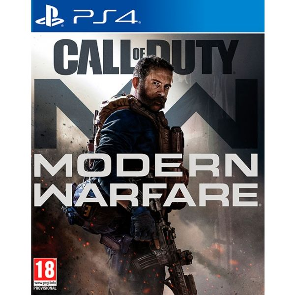 PS4 CALL OF DUTY : MODERN WARFARE
