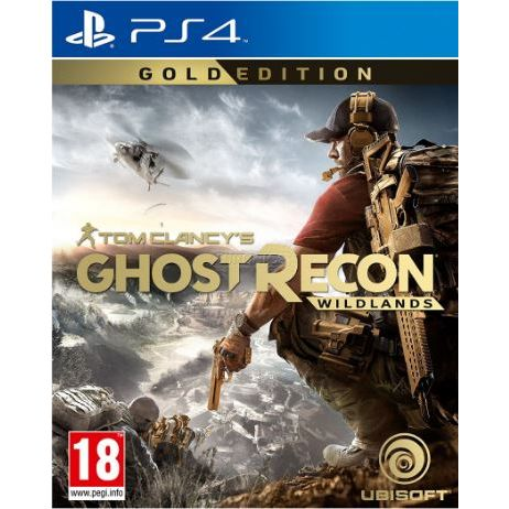 PS4 GHOST RECON : WILDLANDS GOLD EDITION