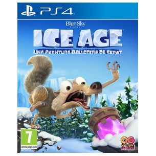 PS4 ICE AGE UNA AVENTURA DE BELLOTAS