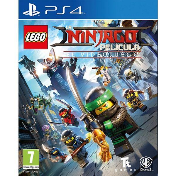 PS4 LA LEGO NINJAGO PELÍCULA - EL VIDEOJUEGO