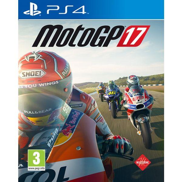 PS4 MOTO GP 2017