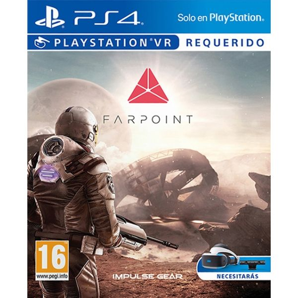 PS4-VR FARPOINT