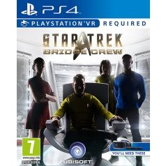 PS4-VR STAR TREK: BRIDGE CREW